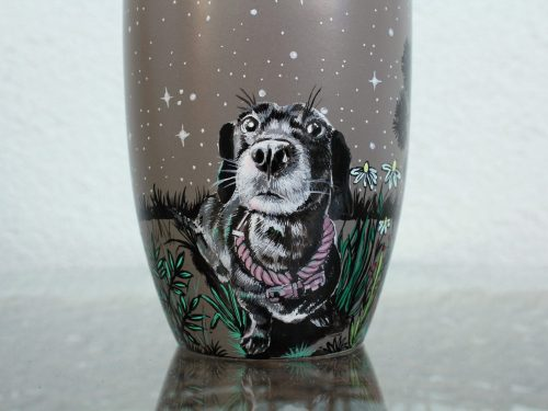 Pet coffee mug